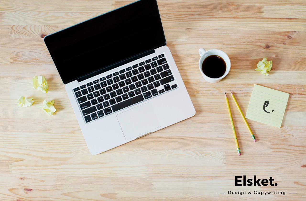 Elsket - 6 Sinais de que necessita de um WebCopywriter