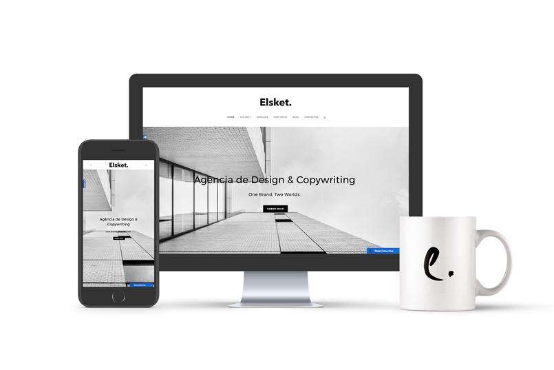 Elsket - Web Design Responsivo